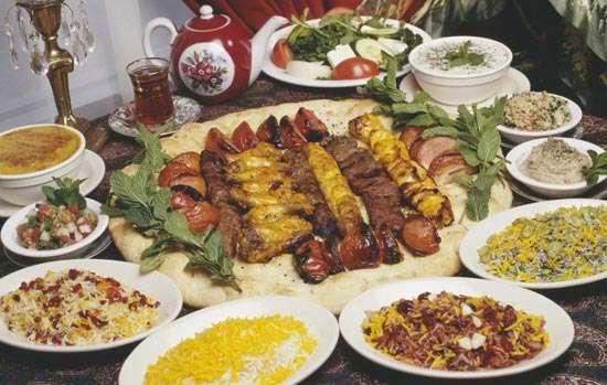 افطاری های مجلل