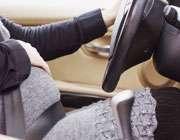رانندگی بارداری