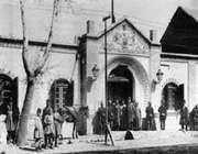 اولین مریضخانه در تهران