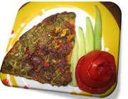 آشنایی با روش تهیه کوکو لوبیا سبز