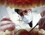 6 مشکلی که دندانپزشک در دهانتان پیدا می کند