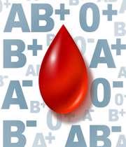 گروه های خونی ای که نادر هستند