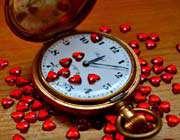 زمان ، عشق