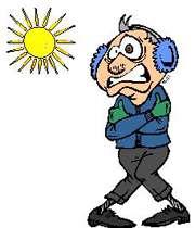 حتی در تابستان هم سردتان است؟