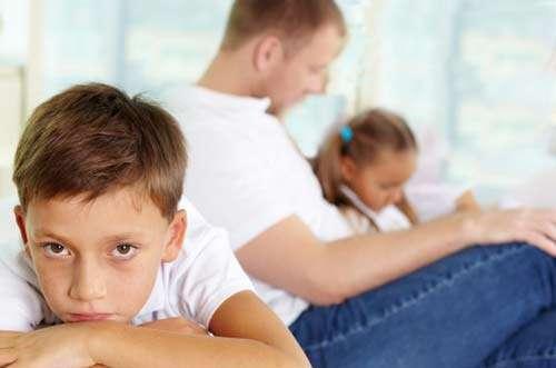 تبعیض فرزندان ، حسادت
