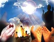 عبادت ، مومن، نماز ، دعا
