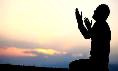 توبه ، نماز