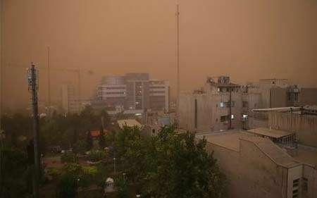 زلزله و طوفان تهران را می بلعد!