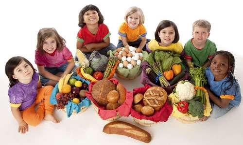 ایجاد عادات خوب غذایی در کودکان (2)