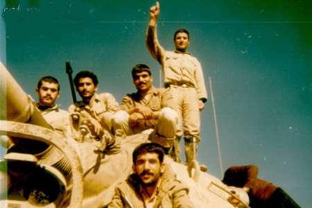 دانشجویان ارتش در آغاز جنگ
