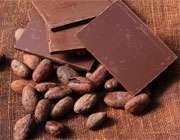 دانه کاکائو و شکلات