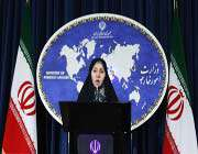 iran's foreign ministry spokeswoman marzieh afkham