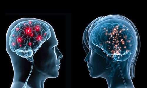مقایسه زنان و مردان از نظر فیزیکی و ساختار بدن