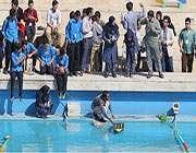 برگزیدگان مسابقه شناورهای کنترل از راه دور معرفی شدند