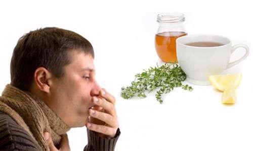 درمان سرفه با طب سنتی