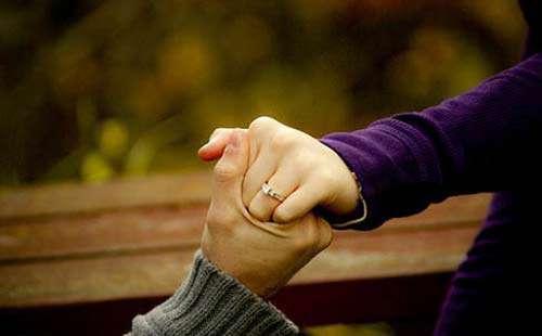 عشق،دست در دست، دستهای عاشق