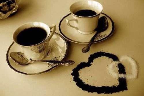 عشق و قهوه
