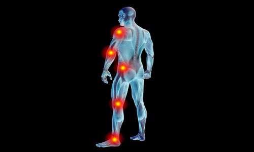 علاج دردهای مفصلی با طب سنتی