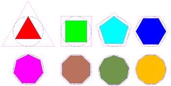 آشنایی با n ضلعی