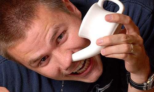 قوری نتی برای شستن بینی
