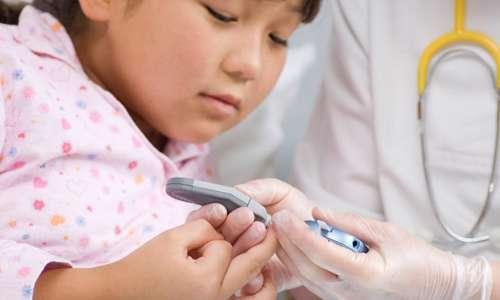 6 علامت ابتلا به دیابت در بچه ها