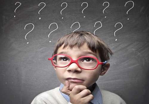 تفکر ، فکر کودکان ، باهوش
