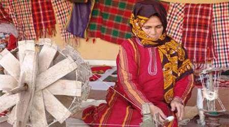 لباس محلی زنان رامیان
