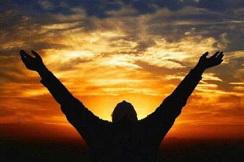 خدا ، دعا ، یکتا پرست