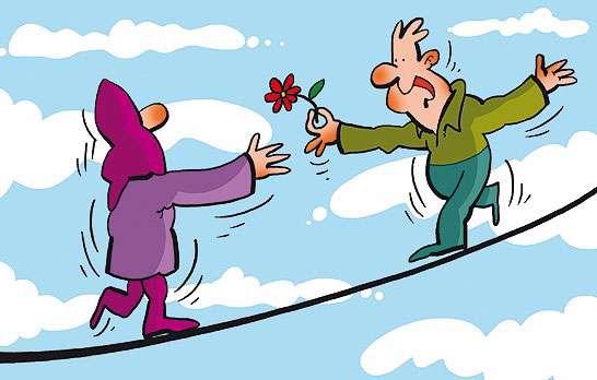 مشکلات بعد از ازدواج