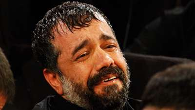 نوحه خواهر نگو خاکستر خواهر می آید ویژه اربعین با مداحی محمود کریمی