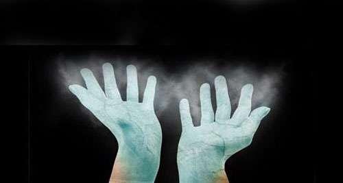 سردی دست