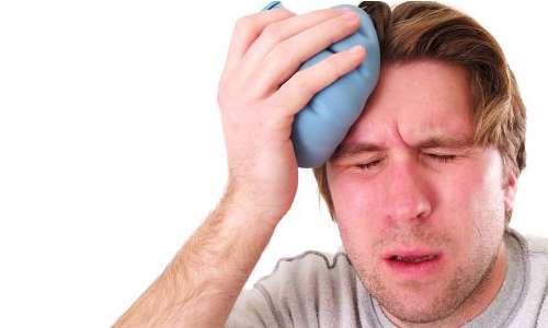 7 درمان خانگی سردرد