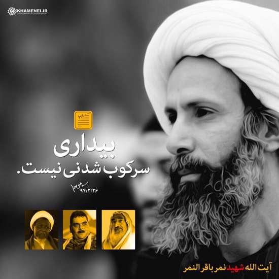 واکنشها به اعدام شیخ نمر