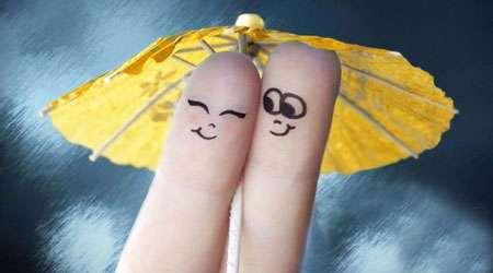 خوشبختی، زوج، ازدواج