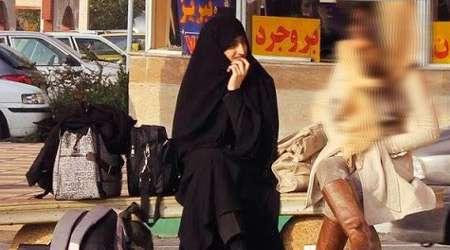 نخوایم با حجاب باشیم کی را باید ببینیم؟!