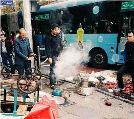 واکنش قالیباف به کتک زدن لبو فروش