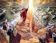 les miracles des prophètes de la tribu d'israël