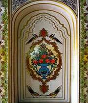 décoration intérieure de nãrendjestãn-e ghavãm