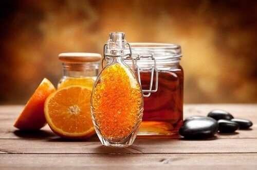 پرتقال و عسل