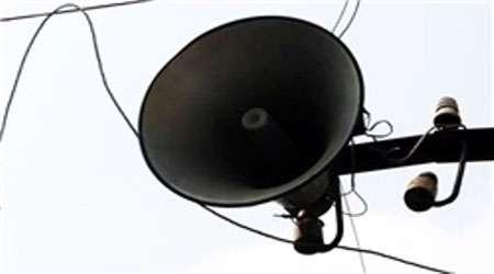 نصب ۸۰۰ بلندگو هشدار در معابر تهران