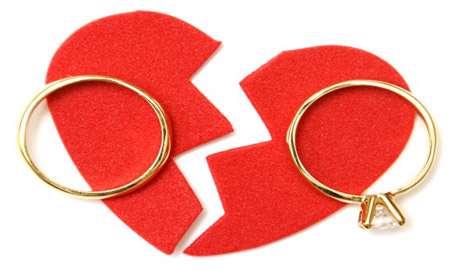 دلالی های چندین میلیونی برای طلاق