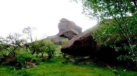 مجسمه ابولهول در ایران
