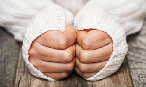 کمبودهایی که شما را سرمایی می کند