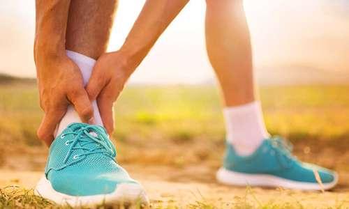 گرفتگی عضلات در ورزش