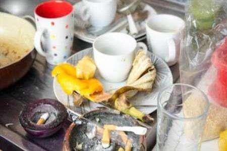 آشپزخانه نامرتب و کثیف سبب افزایش وزن می شود