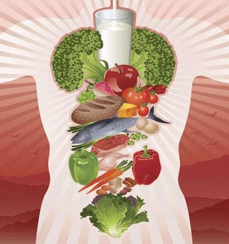 10 راهکار برای سنجش سلامت رژیم غذایی  تان