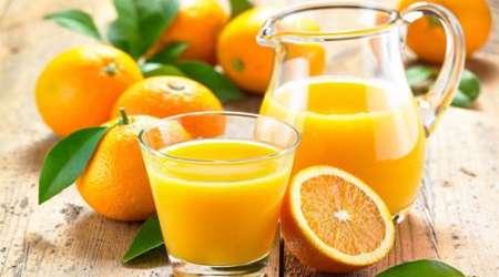 آب پرتقال از سکته ی مغزی پیشگیری می کند