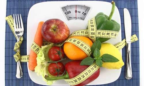 چرا سبزي و ميوه ميخورم و لاغر نميشوم