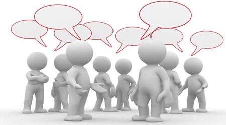 سخنرانی، ارتباط کلامی موفق، حاضر جوابی