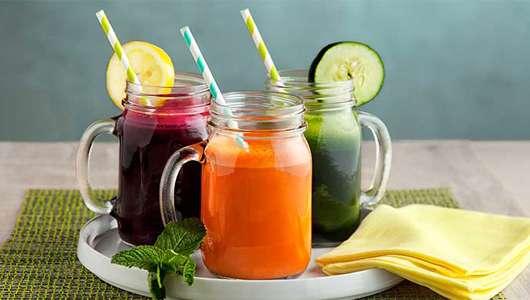 گرفتن آب میوه ها؛ خوب یا بد؟!